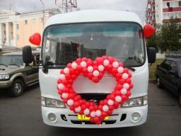 Аренда любого транспорта для вашего торжества