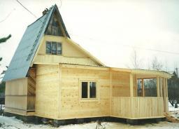 реконструкция и ремонт садового дома