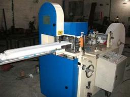 Автоматический станок для производства столовых салфеток JFH-I