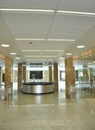 ISOFON Aria, акустические подвесные потолочные панели