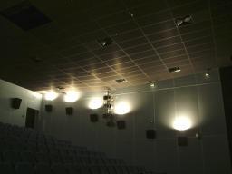 ISOFON Solo Black, акустические подвесные потолочные панели