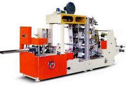 Четырехцветное оборудование для производства бумажных салфеток ZQH