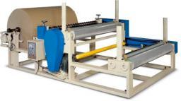 Станки для продольной резки бумаги плотностью 60-500 г/м2 (бобинорезки) YFA