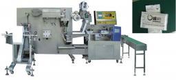 Автоматическая машина для производства влажных салфеток по одному листу RF-640