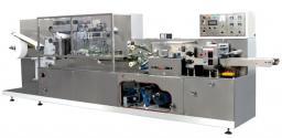 Оборудование для производства и упаковки влажных салфеток в индивидуальную упаковку HY-200