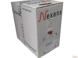 Кабель витая пара FTP Nexans 100.451 cat. 5e Nexans