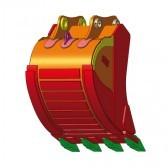 Скальный ковш для экскаватора (RD)