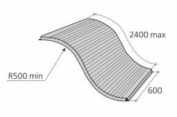 ISOFON, Flex (Флекс), гибкие акустические потолочные панели
