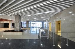 ISOFON, Opus HV (Опус Аш Ви), свободно висящие потолки