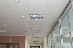 ISOFON Prelude (Прелюдия), акустические потолочные панели