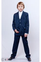 Поставщик. Швейное предприятие ЛИВА. Классический костюм для мальчика - отличный вариант школьной формы