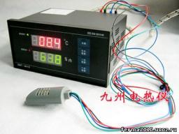 PID терморегулятор для регулировки температуры и влажности в инкубаторе.