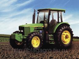 Трактор John Deer 1054