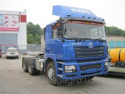 Седельный тягач Shaanxi SX4255NX324