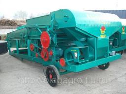 Машина для сортировки семян