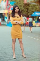Платье от компании Швейное предприятие ЛИВА в Москве