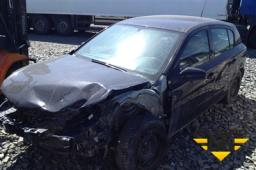 Автомобиль Opel Astra H