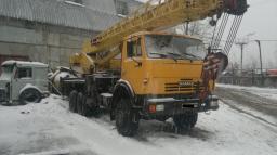 Аренда, Услуги (Прокат) Автокрана 16,25,32,40 тонн