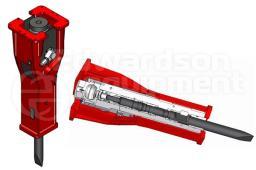 Гидромолот Socomec MDO 3000 TS