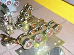 СДЕЛАЙ САМ : комплекты для изготовления сдвижных (откатных), распашных и др. типов ворот