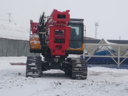 Буровая установка SANY SR280R (с возможностью бурения скальных пород)