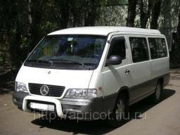 Аренда микроавтобуса SsangYong 14 мест