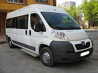 Заказ микроавтобуса с водителем Peugeot Boxer