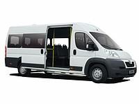 Заказ микроавтобуса 18 мест