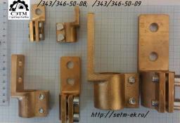 Зажим контактный нн (М20х2,5) к ТМ 400 кВА