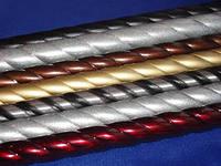 Производство витой трубы для балясин и столбов
