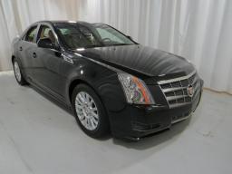 Представительский класс Cadillac CTS 2009.
