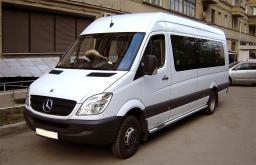 Заказ микроавтобуса Mercedes-Benz Sprinter 20 мест