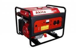 Бензиновый генератор Akita R6000