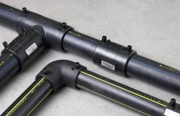 Монтаж полиэтиленовых труб от 90 до 630 мм
