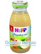 Хипп Грушевый сок б/с, с 4 мес., 200 г (6 шт. в упак.)