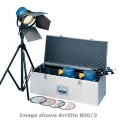 Практичный набор в жестком кейсе ARRILITE Kit 800/3
