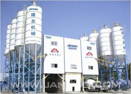 Бетонный завод по производству товарного бетона(Серия G)
