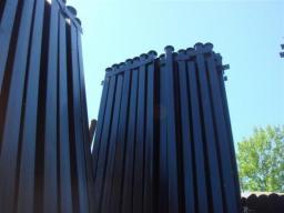 Столбы на забор с доставкой