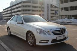 Заказать такси Mercedes E-класс