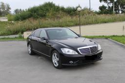 Аренда автомобиля Mercedes-Benz S 221 с водителем