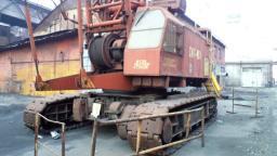 Продам гусеничный кран CKГ-401 г/п 40 тонн.
