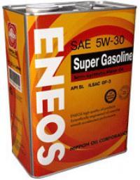 Масло моторное полусинтетическое ENEOS