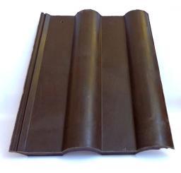 Черепица полимерпесчаная