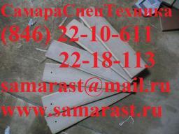 Вкладыш текстолитовый БМ-302Б.09.50.011-01