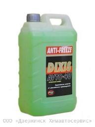 Автомобильные антифризы «DIXIS Avto-К»