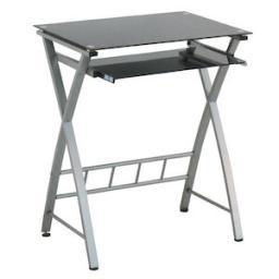 Стеклянный стол GD - 003/Black