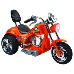 Электромотоцикл Red Hawk Shanghai inter