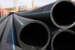 Полиэтиленовые трубы для водоснабжения D=140 мм