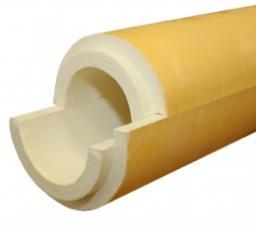 Теплоизоляция из пенополиуретана (скорлупа)