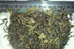 Чай зеленый, байховый, листовой, нефасованный, Иран